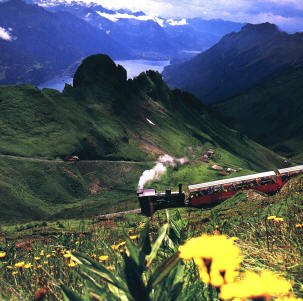 independet european tours and train
